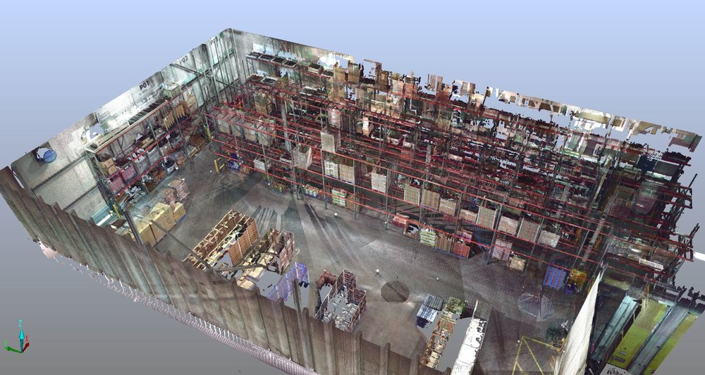 Vidoni has been consulting on manufacturing and building technology design, collaboration and production work bridging the gaps between the as-built factory floor and building conditions with Laser scanning, AR/MR and VR.