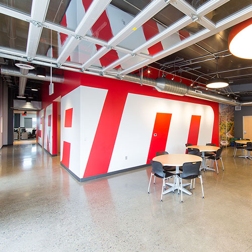 SRAM offices