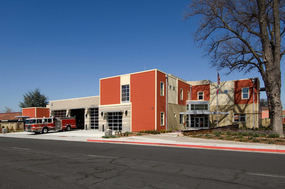 SAN JOSE FIRE STATION NO.35