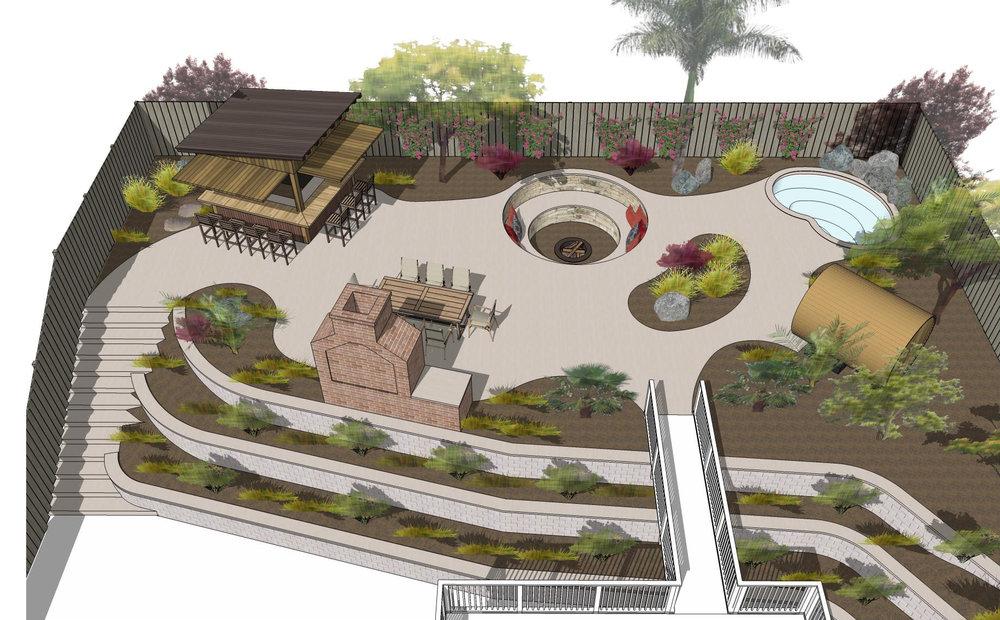 Residenital Landscape Architecture San Luis Obispo Ten Over Studio 3.jpg