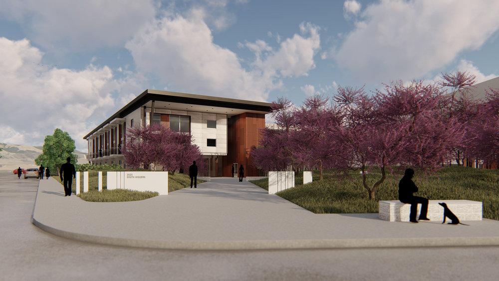 Landscape Architecture Ten Over Studio San Luis Obispo