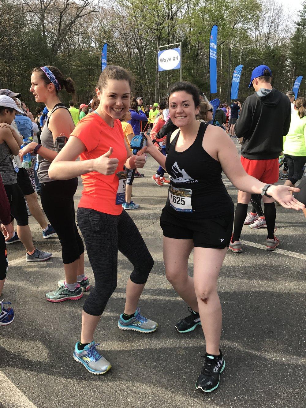 2017 Maine Coast Half Marathon