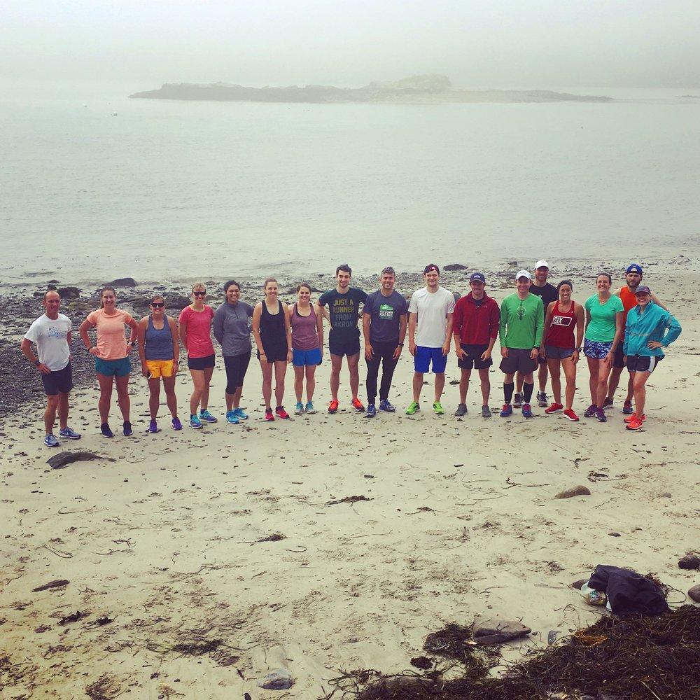 TQS Field Trip: Peaks Island