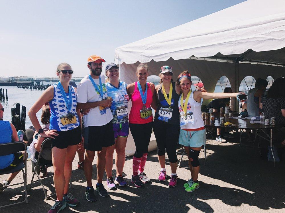 2017 Old Port Half Marathon & 5k