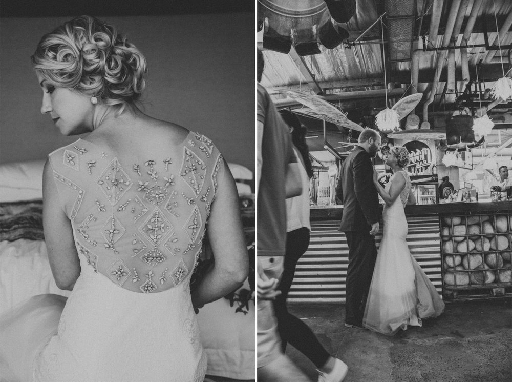 Elbeth Gillis wedding dress
