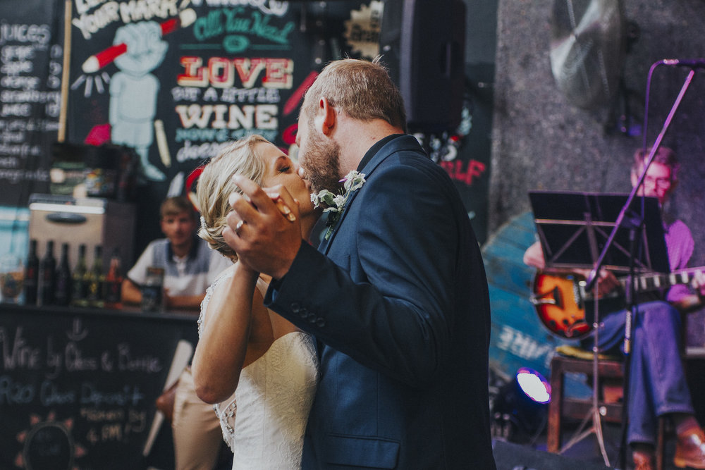 Bride and groom - cape town wedding photography