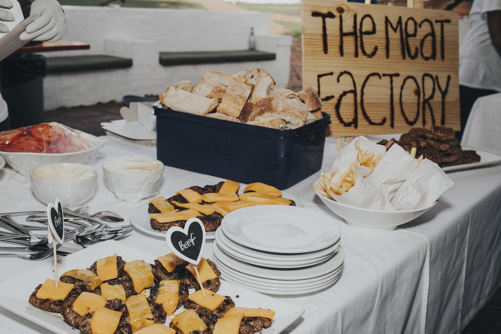 Market theme wedding - cape town