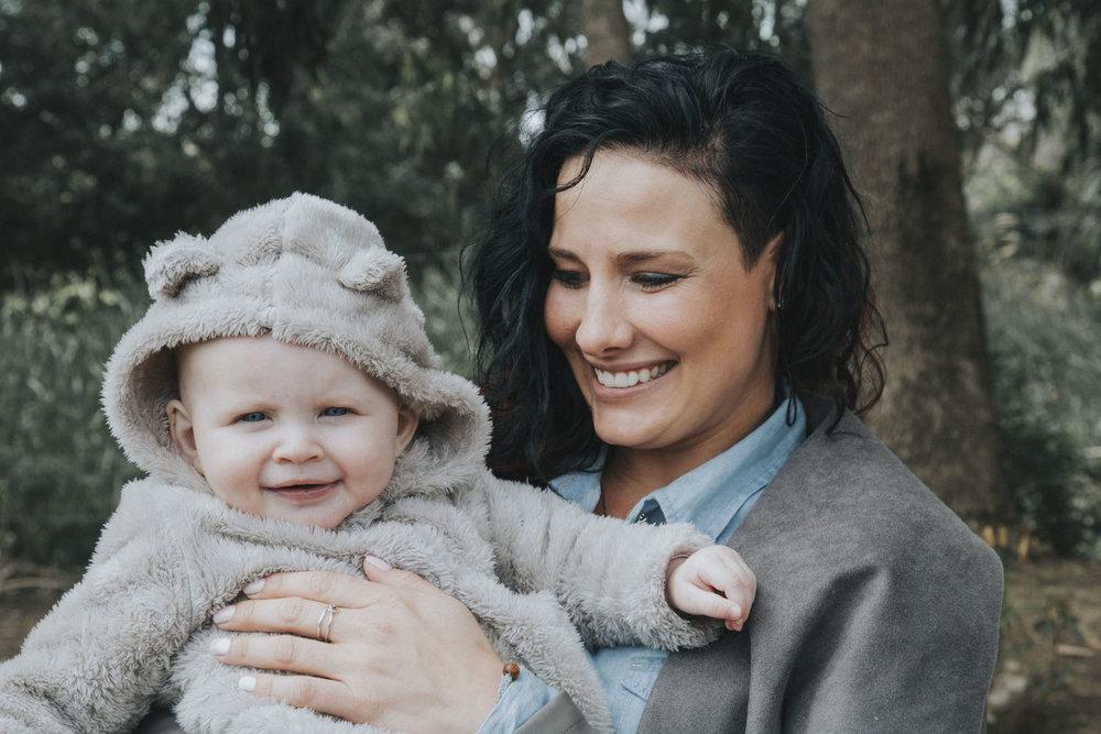 Family portraits - Cape Town