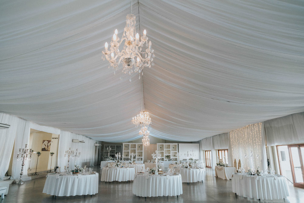 Eensgezind wedding venue - Durbanville