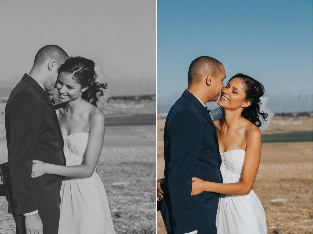 wedding photographer - south africa