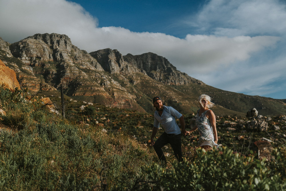 engagement photoshoot in cape town