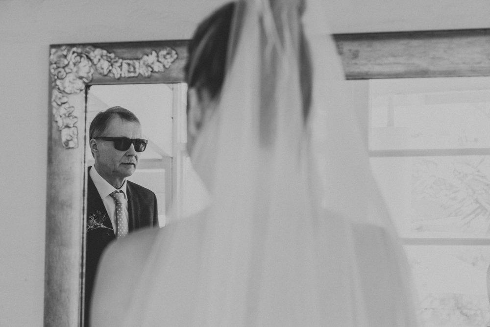 natural wedding photographer cape town