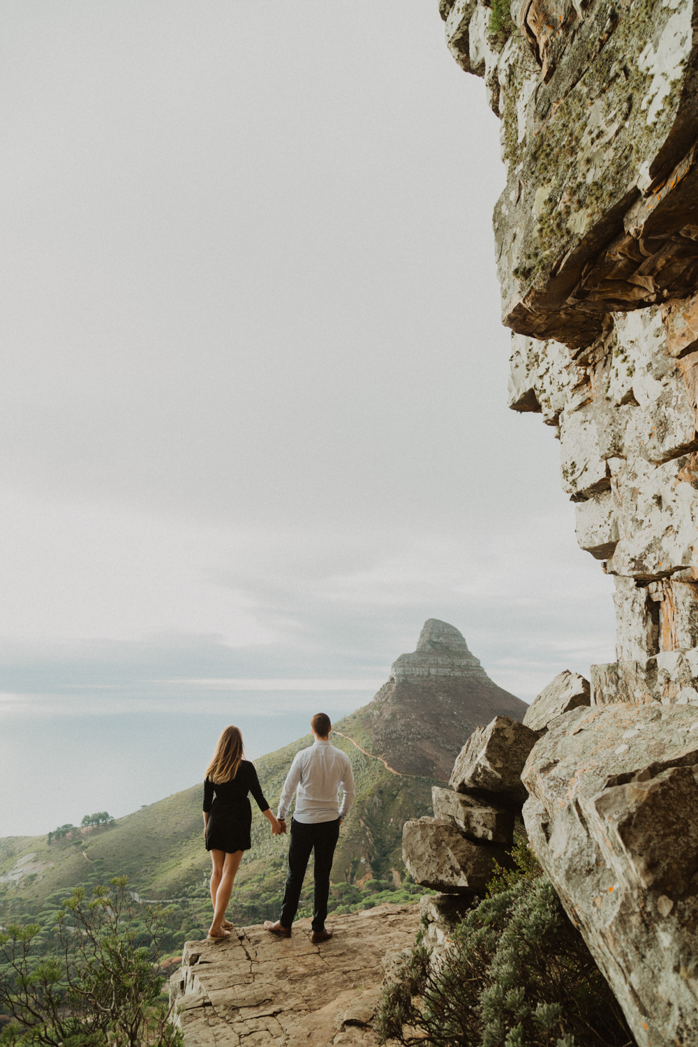 Table Mountain Hike Engagement Shoot - Bianca Asher Photography-15.jpg