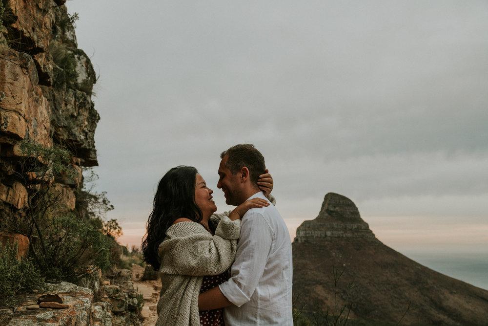 Cape Town Adventure Engagement Shoot - Bianca Asher Photography-24.jpg