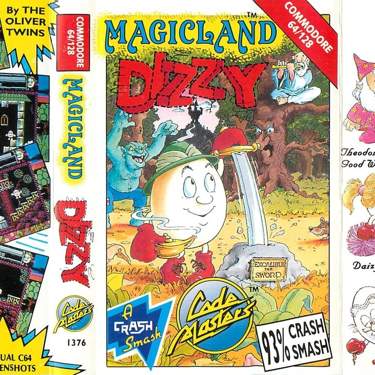 Play lots of Dizzy! No Dizzy exhibition would be complete without LOTS of Dizzy to play, Explore the past, present AND future (!) of Dizzy on the original hardware platforms,