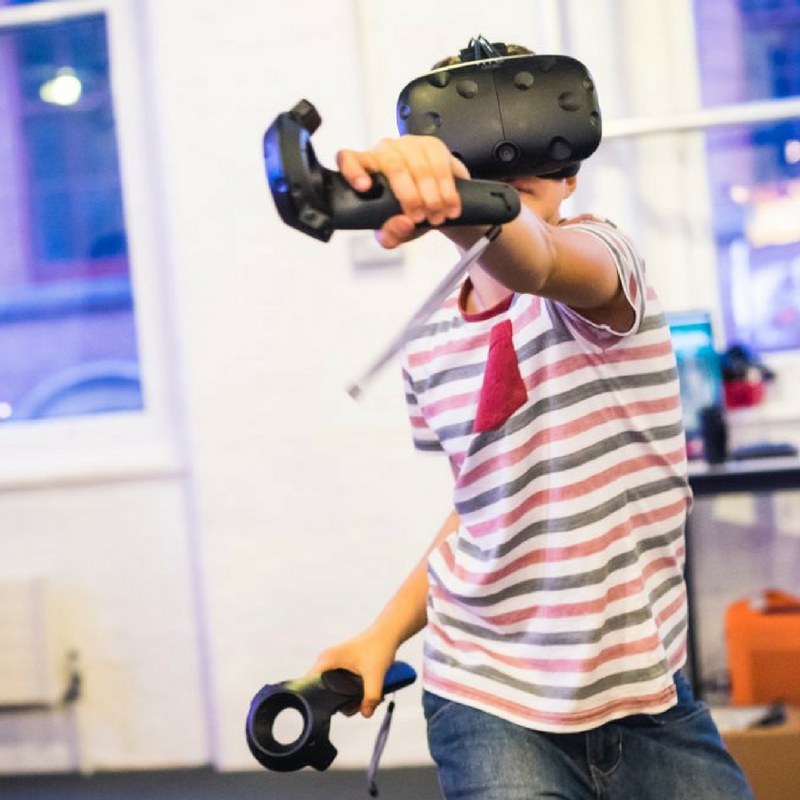 READY FOR A TEST DRIVE? - All new Virtual Reality at the NVA
