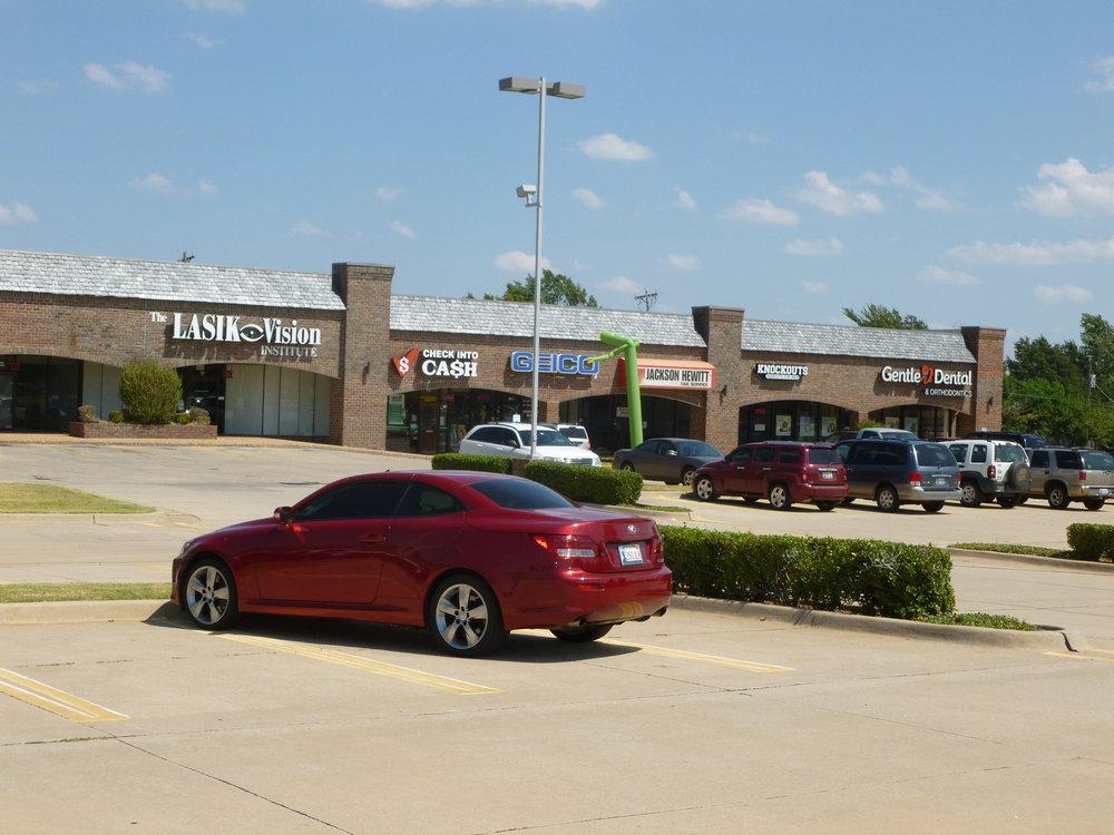 Retail Oklahoma