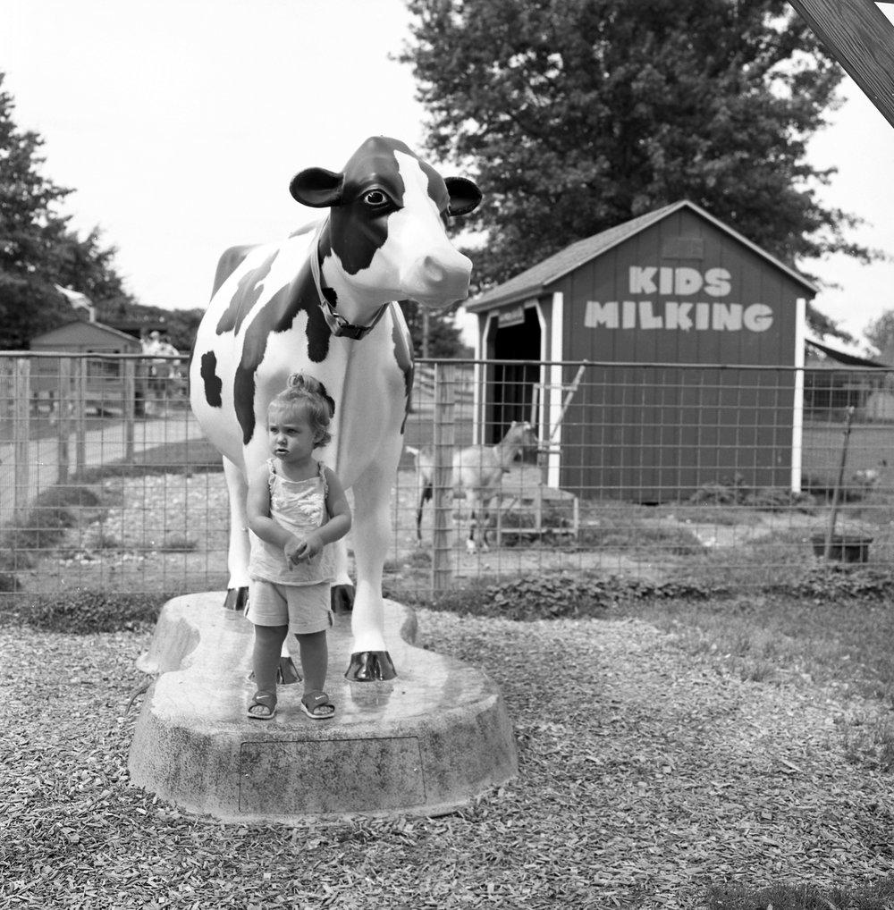 Samara and Her Cow