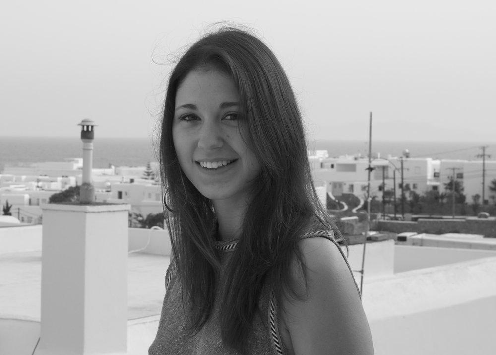 Zoe Pisierra,  zcp204@nyu.edu