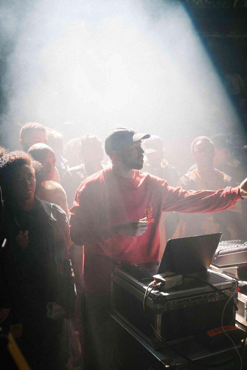 THE LIFE OF PABLO   Making sense of Kanye's seventh studio effort.    BY RYAN WENTZ