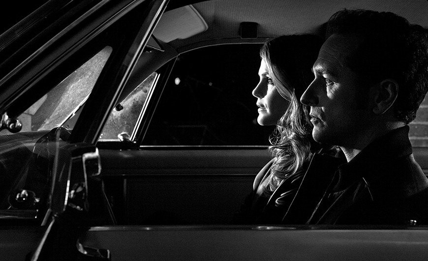 The Americans   BY Eric Edelstein