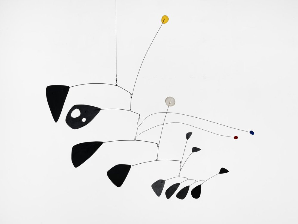 CALDER:     HYPERMOBILITY     BY KEVIN YANG