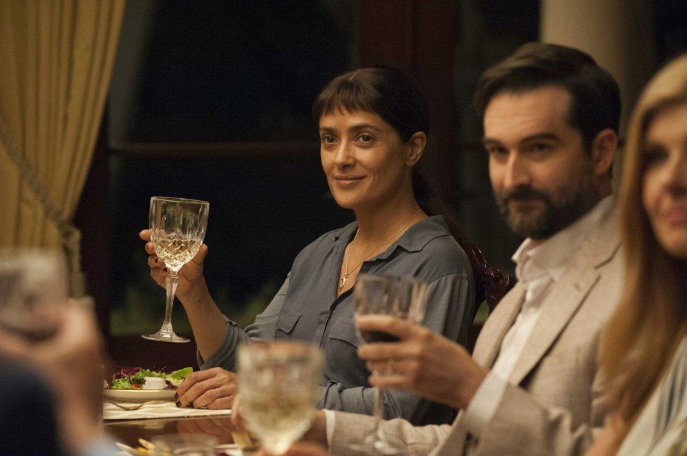 BEATRIZ AT DINNER   BY  STELLA LYONS