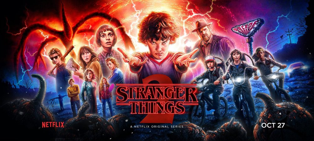 STRANGER THINGS    BY TESSA KEOUGH