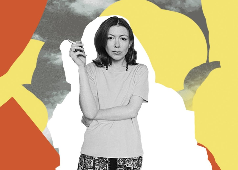 COMING OF AGE: JOAN DIDION     The Spirit of Youth     BY KAYLEE WARREN