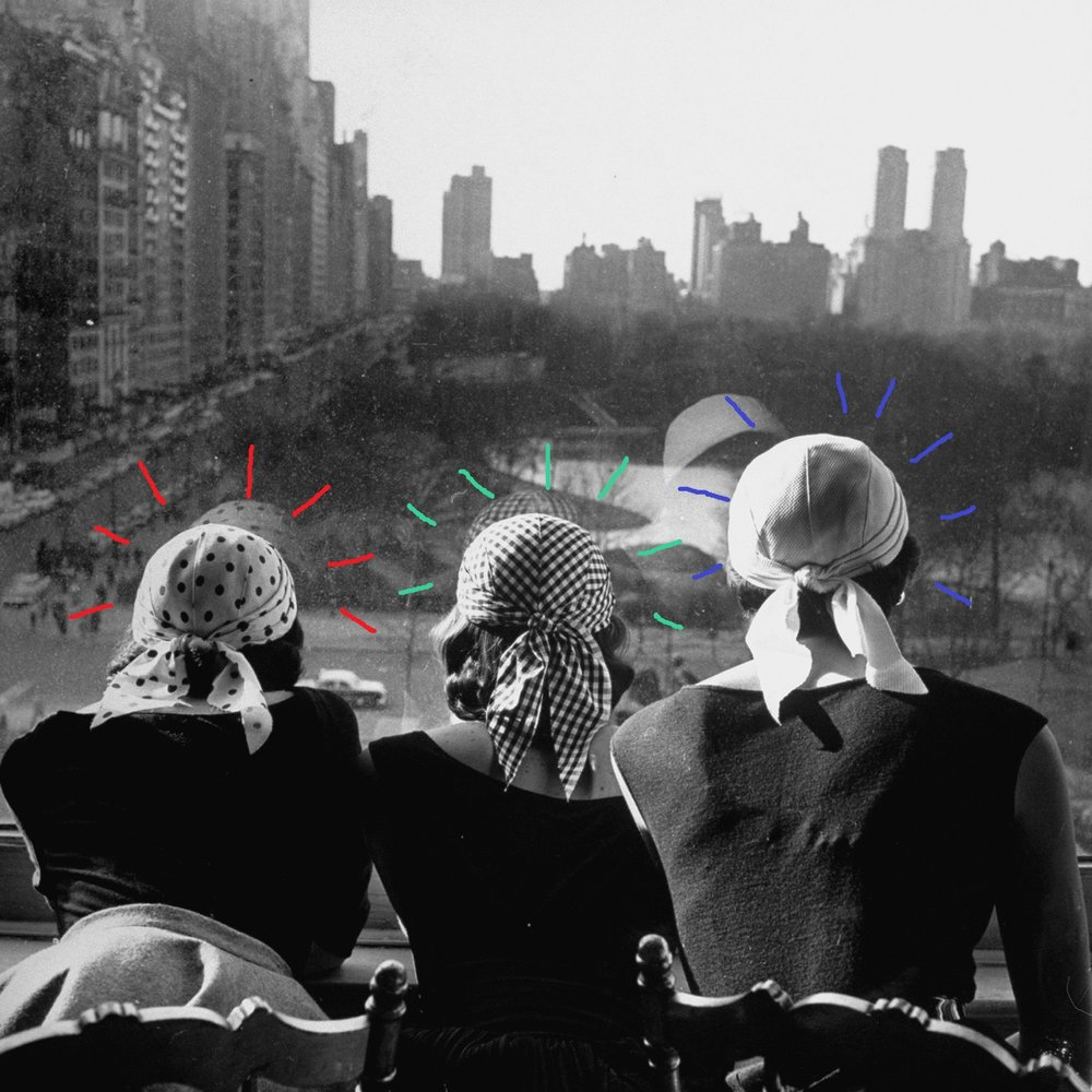 THE NEW YORKERS   BY ADDIE WALKER