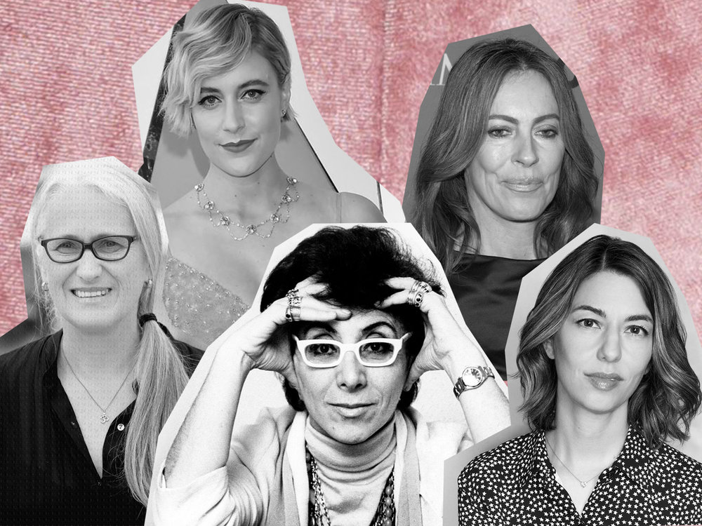 TRANSFORMATIONAL FEMALE DIRECTORS    BY ANDIE NEWELL