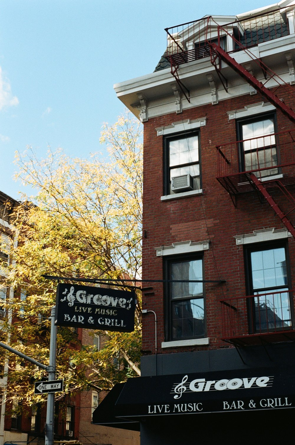 IN AND OF GREENWICH VILLAGE    BY VICTORIA KUSSMAN