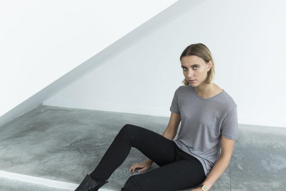 Photo by Madeline Kim  Model: Ondine Charlesworth  Model wears UNIFORM