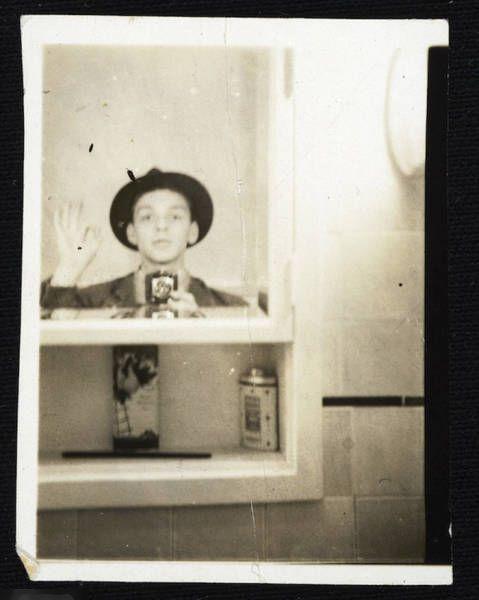 Frank Sinatra - Vintage Selfie