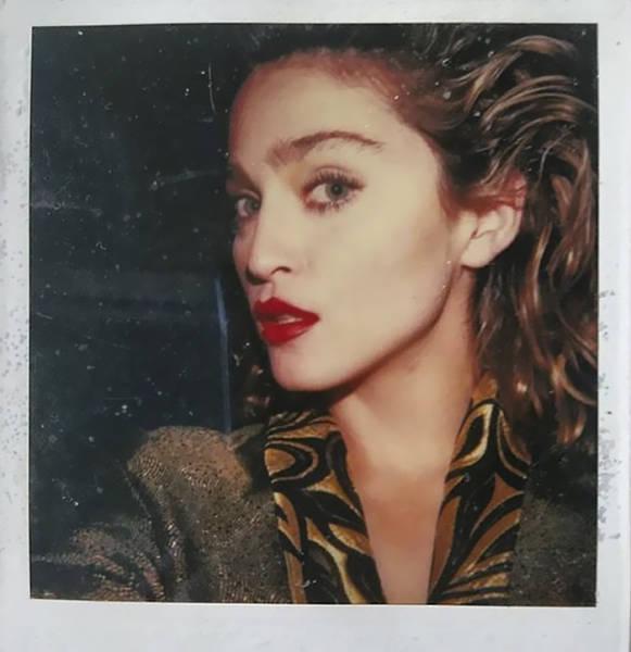 Madonna - Vintage Selfie