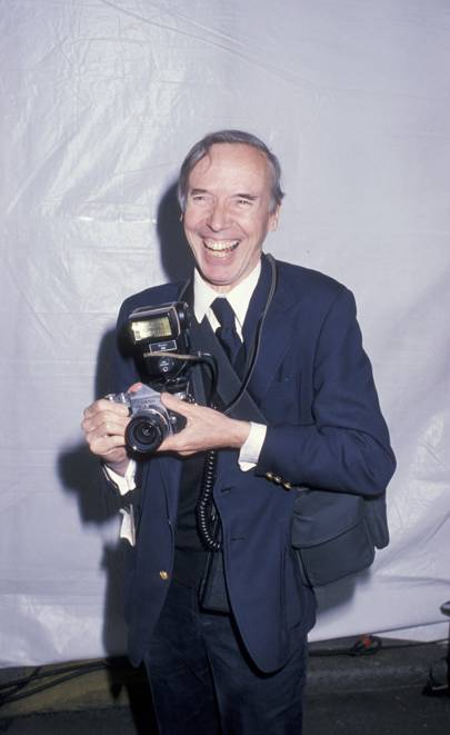 Fashion Climbing: Bill Cunningham - By Lola Proctor