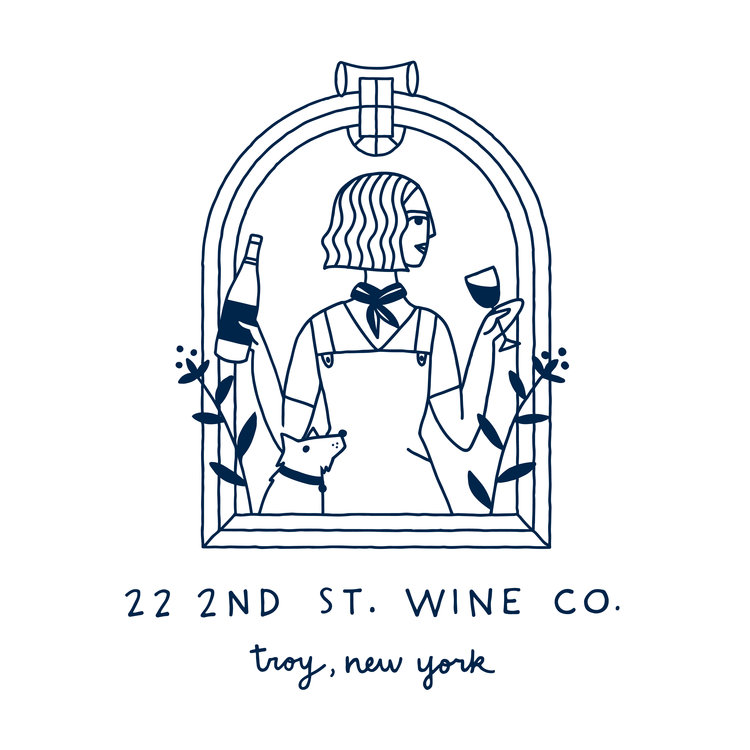 22 2nd St. Wine Co. | Natural Wine in Upstate NY