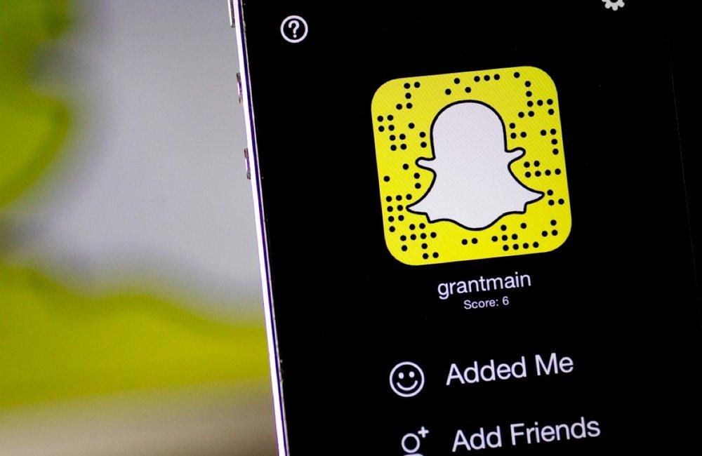 Interface Instagram Stories vs Snapchat