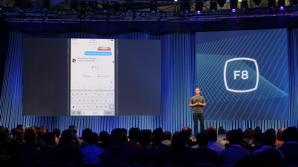 Apps van 2016 Facebook Messenger