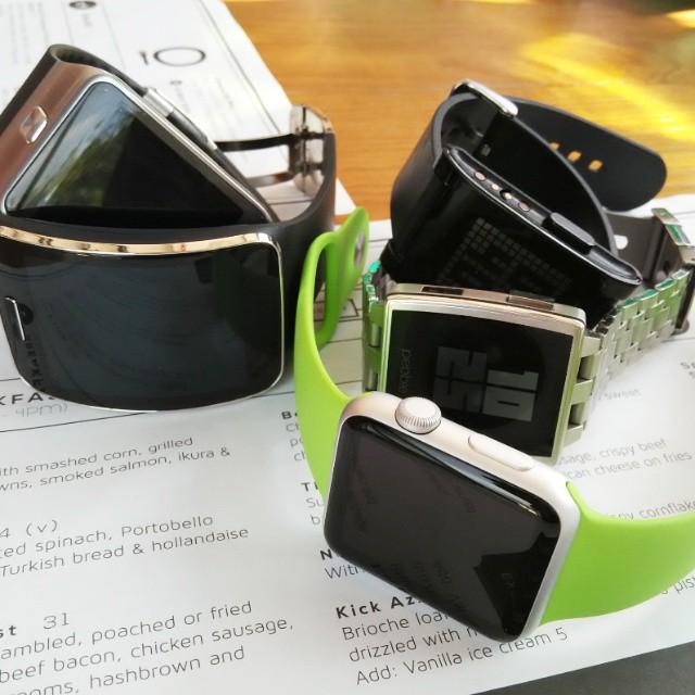 Vragen voor app developers smartwatch