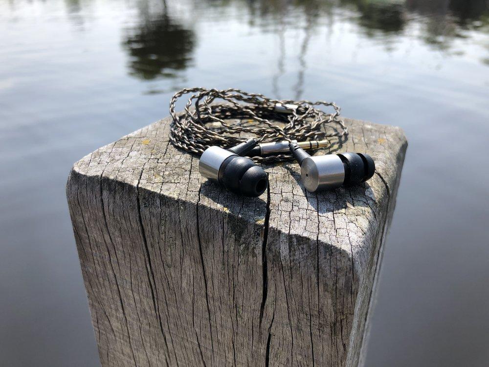 Beste earphones 50 euro ZhiYin Z5000
