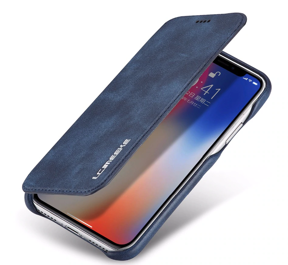 Goedkope iPhone cover met voorkant