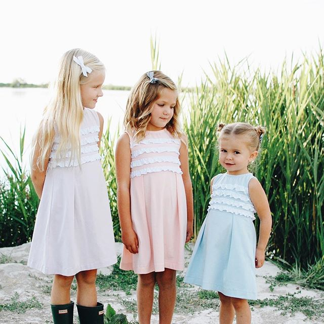 Here's to strong woman. May we know them. May we be them. May we raise them. #internationalwomensday #easterdress