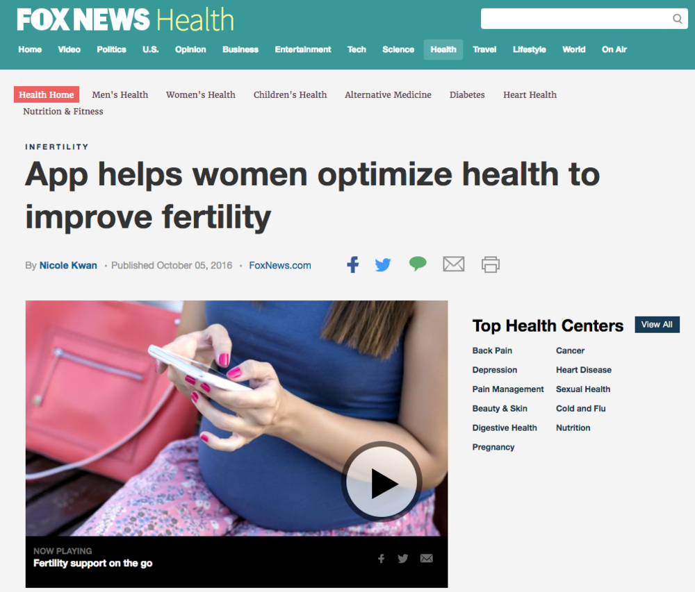 Fox News Health (video)