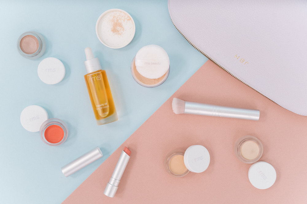 The Organic Beauty Line That I'm Obsessed With   Responsibilities: Concepted blog post, provided art direction, designed text overlays,and photographed product flat lay.  [Click the link above for the full post]