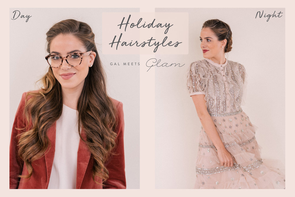 [Video clip. Click image above to view video.]  Responsibilities: Creative concepting, planning, art direction, filming, editing, and animation.   Holiday Hairstyles: From Day to Night