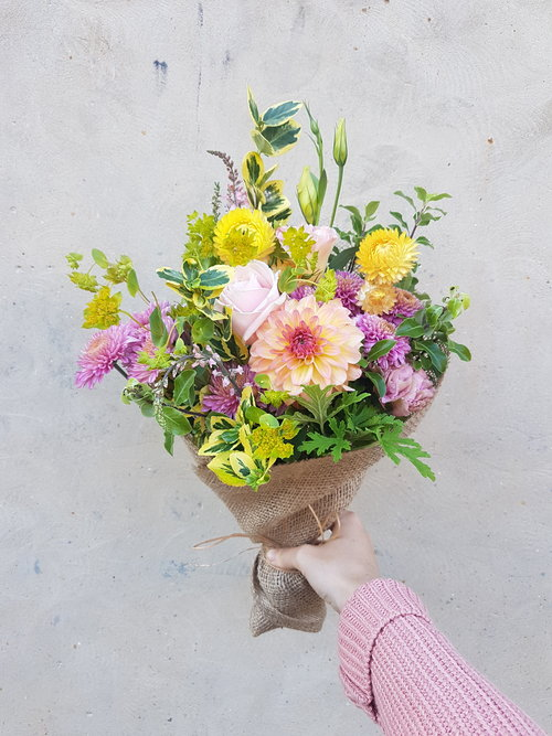 Frequent Flowers. If you want to set up a subscription for our bouquets we have a variety of options available, from weekly, fortnightly and monthly. To find out more and start your subscription click here.