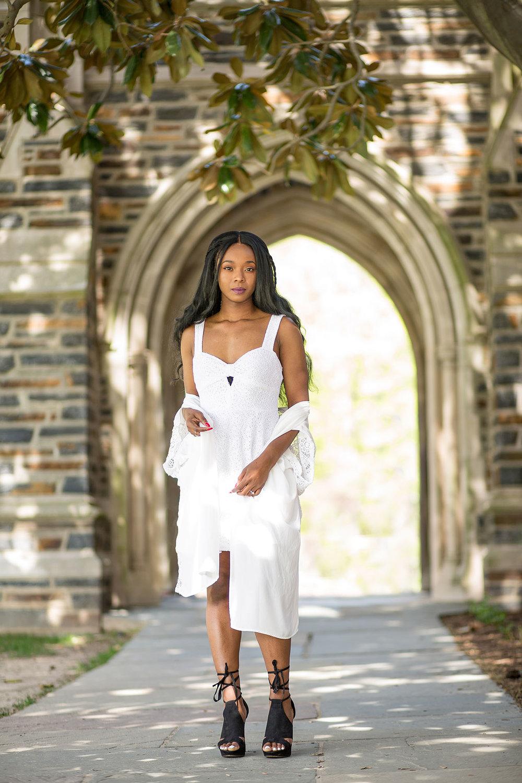 Duke Chapel Durham Raleigh NC Wedding Photographers