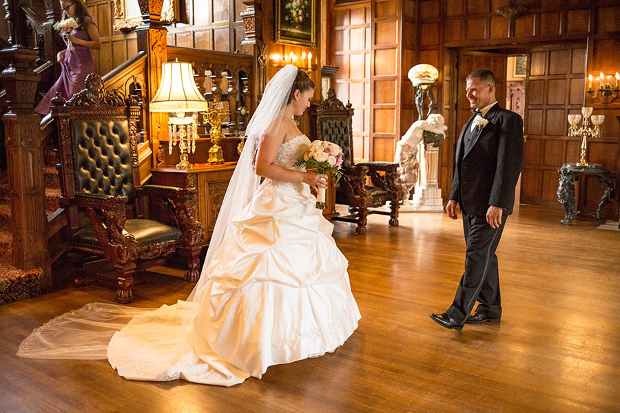 Thornewood Castle Tacoma Seattle Wedding Photographers