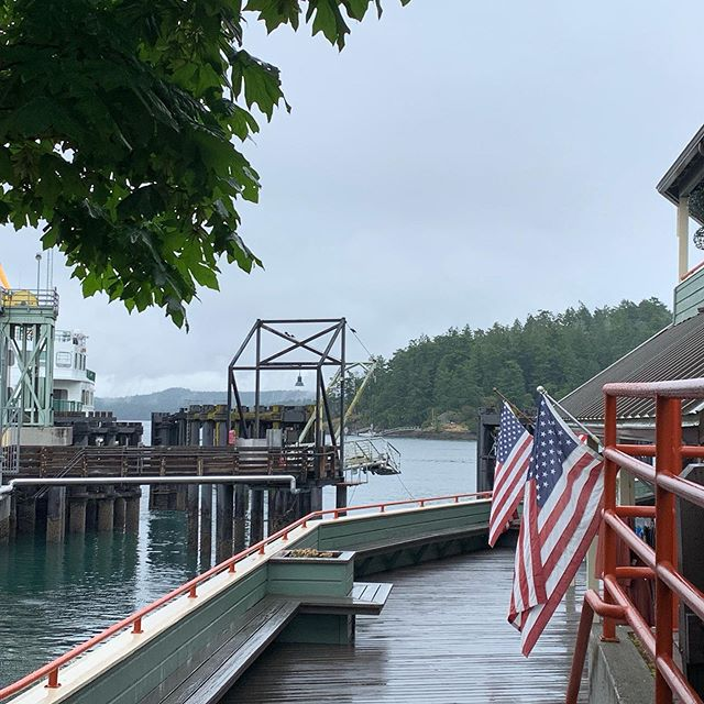 Happy Memorial Day weekend from Roche Harbor. What a great weekend for a wedding! . . . #seattlewedding #seattleweddingphotographer #rocheharbor #seattlebride